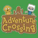 Adventure Crossing by perdita00