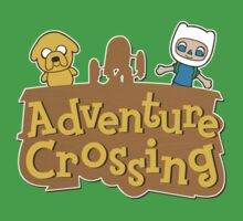 Adventure Crossing Kids Tee