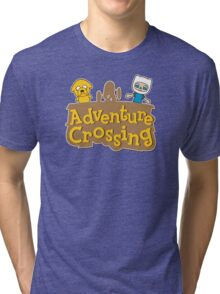 Adventure Crossing Tri-blend T-Shirt