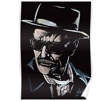 Walter White / Heisenberg (Breaking Bad) Poster