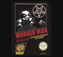 Morbid Man - 8 bit Black Metal by EvilutionE5150