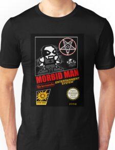 Morbid Man - 8 bit Black Metal Unisex T-Shirt