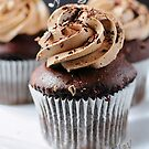 Chocolate Cup Cake (#GC302) by Karen Duffy