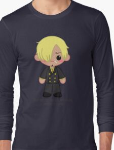 Cute Sanji  Long Sleeve T-Shirt