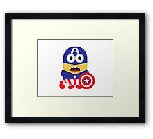 Super-Minion Framed Print