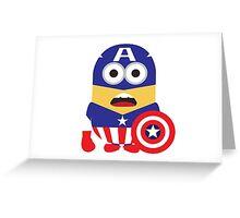 Super-Minion Greeting Card
