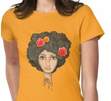Dripping Satisfaction Womens Fitted T-Shirt