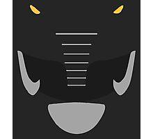 Mighty Morphin Power Rangers Black Ranger Photographic Print