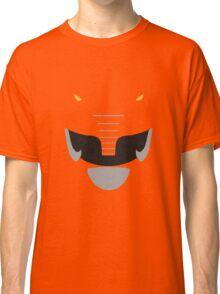 Mighty Morphin Power Rangers Black Ranger Classic T-Shirt