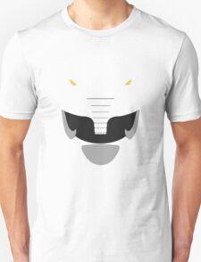 Mighty Morphin Power Rangers Black Ranger Unisex T-Shirt