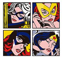 Girl Power - Print by Cowabunga