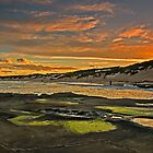 Soldiers Beach Sunset by bazcelt