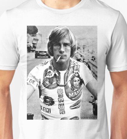 James Hunt Unisex T-Shirt