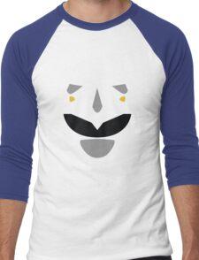 Mighty Morphin Power Rangers Blue Ranger Men's Baseball ¾ T-Shirt