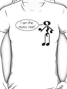 The Music Man - Light Tees T-Shirt