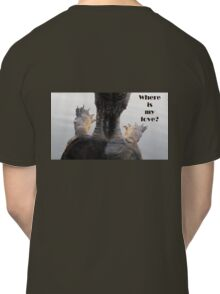Where is my love? Classic T-Shirt