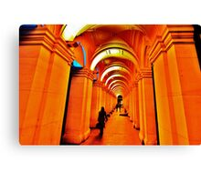 melbourne Canvas Print