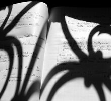 writings of the spider #1 by ragman