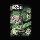 Bela Lugosi Devil Bat retro by hotanime