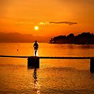 The shining silhouette by Hercules Milas