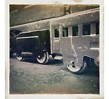 Toys Photographic Print