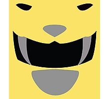 Mighty Morphin Power Rangers Yellow Ranger Photographic Print