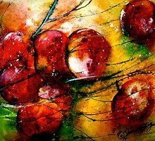Crimson Wind... by ©Janis Zroback