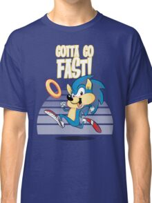 Speedy the Hedgehog (clean) Classic T-Shirt