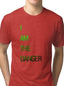 I am the Danger Tri-blend T-Shirt