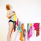 fashion victim by Rebecca Tun