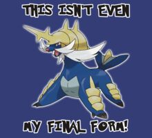 Not Even Samurott's Final Form by Phox