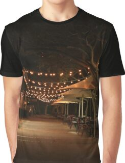 City Solitude Graphic T-Shirt