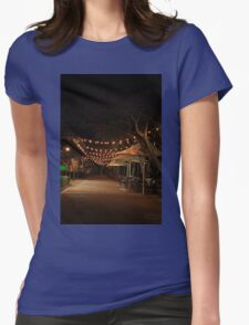City Solitude Womens Fitted T-Shirt