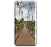 ABERLOUR - VIEW ACROSS THE PENNY BRIG iPhone Case/Skin