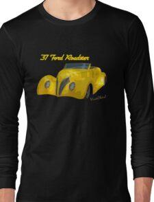 1937 Ford Roadster T Shirt Long Sleeve T-Shirt