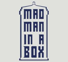 Mad Man In A Box by illproxy
