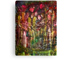In Christ Jesus Fellowship Canvas Print
