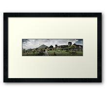 Fort Belgica, Bandanaira Framed Print
