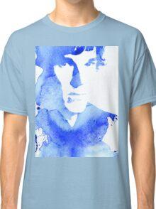 sherlock in blue Classic T-Shirt