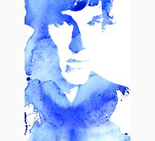 sherlock in blue Unisex T-Shirt