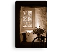 Old Post Office, Tintagel Canvas Print