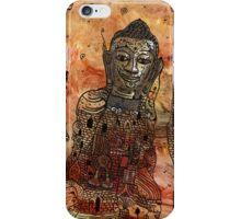 Ink Buddha iPhone Case/Skin