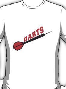 Darts Design T-Shirt