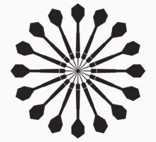 Darts Circle by Style-O-Mat