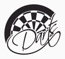 Darts Board Logo Design by Style-O-Mat