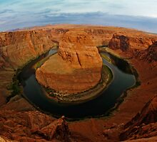 Horse shoe bend by Mark Walker