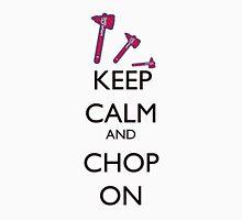 Choptober black Men's Baseball ¾ T-Shirt