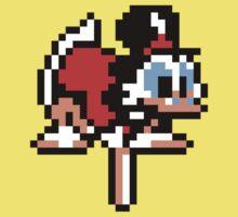 DuckTales Scrooge McDuck Pogoing by Funkymunkey