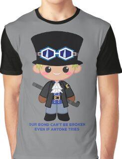 Cute Sabo Graphic T-Shirt