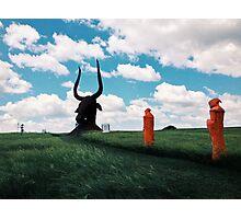 Road Of Sacrifice Photographic Print